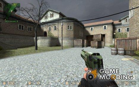 Woodland Camo Reskin для Counter-Strike Source