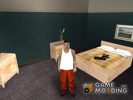 Prisoner for GTA San Andreas
