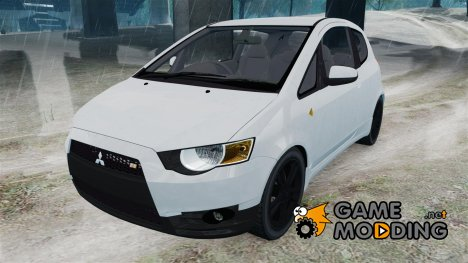 Mitsubishi Colt Rallyart v2.0 for GTA 4