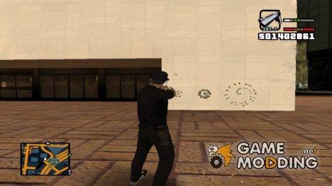 Spread v2  (Анти - Разброс) for GTA San Andreas