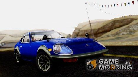 Nissan Fairlady 240zg for GTA San Andreas