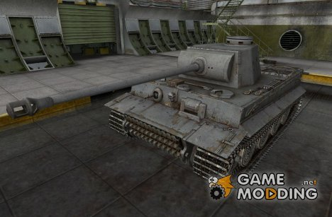 Ремоделинг для Pz VI Tiger for World of Tanks