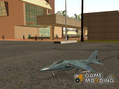 New RC Baron для GTA San Andreas