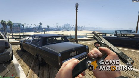 M1911 1.0 for GTA 5
