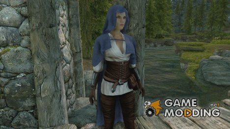 theRoadstrokers Rogue Sorceress Outfit for TES V Skyrim