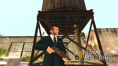 Sawed Off Shotgun v.2 for GTA 4