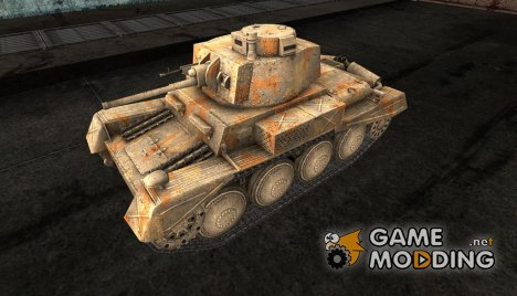 PzKpfw 38 na от sargent67 3 for World of Tanks