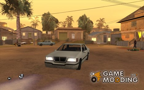 Neon - неоновая подсветка в GTA San Andreas for GTA San Andreas
