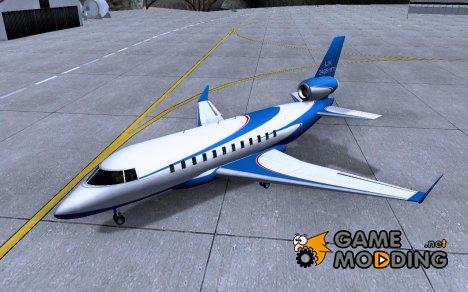 Blue Ghawar for GTA San Andreas