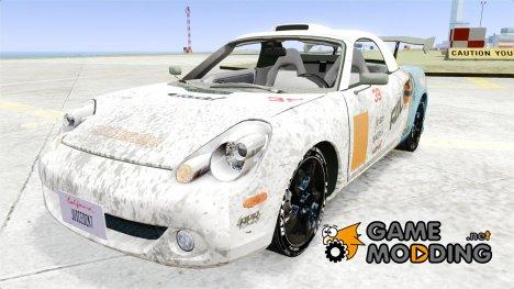 Toyota MRS for GTA 4