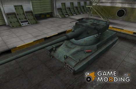 Ремоделинг для AMX 50B для World of Tanks