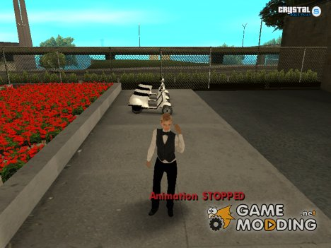 Animation-mod-by-xxx2o1o-4.0 for GTA San Andreas