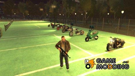 Пак мото/байков для GTA 4