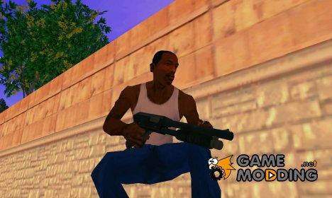 SPAS-12 из GTA IV for GTA San Andreas