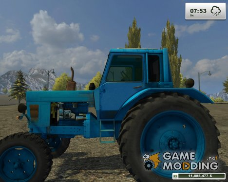 МТЗ 80 for Farming Simulator 2013