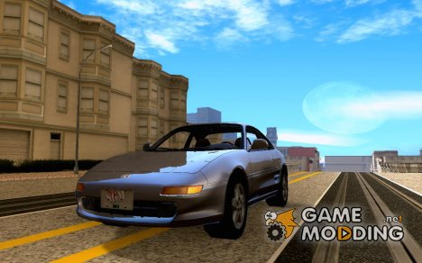 Toyota MR 2 Turbo for GTA San Andreas