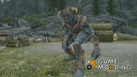BAD NEWS BEARS - 2K Enhanced Textures для TES V Skyrim