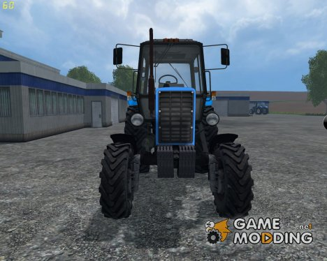 MTZ-82.1 v2.0 for Farming Simulator 2015