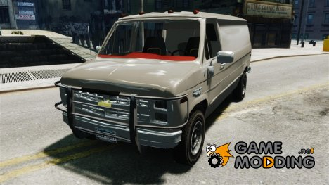 Chevrolet G20 Vans V1.1 for GTA 4