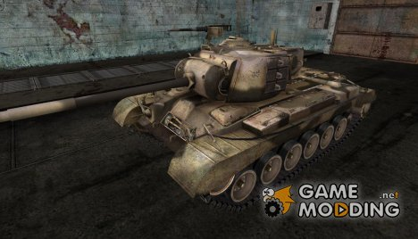 M46 Patton for World of Tanks