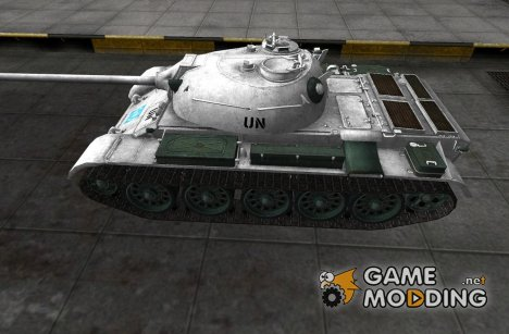 Шкурка для WZ-120 для World of Tanks