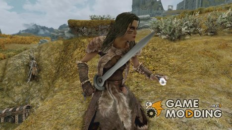 Destiny Blade for TES V Skyrim