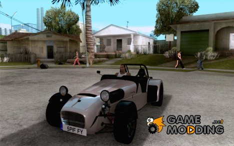 Caterham Superlight R500 для GTA San Andreas