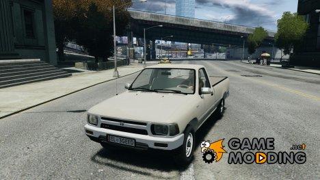 Toyota Hilux 1989-1993 Regular Cab для GTA 4