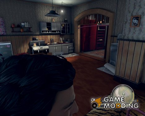 Новая квартира Марти for Mafia II