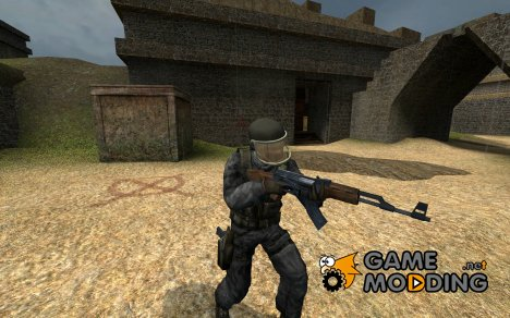 Another ct skin v.1 для Counter-Strike Source