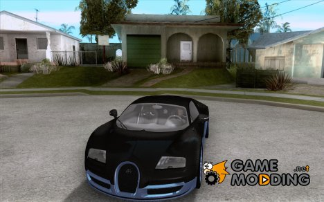 Bugatti Veyron Super Sport final для GTA San Andreas