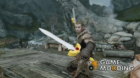 Dream Sword for TES V Skyrim