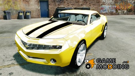 Chevrolet Camaro Bumblebee for GTA 4