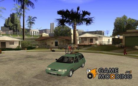 ВАЗ 2111 for GTA San Andreas