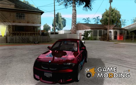 BMW 135i for GTA San Andreas