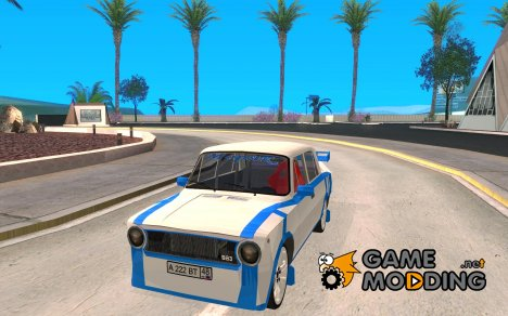 ВАЗ 2101 Моряк для GTA San Andreas