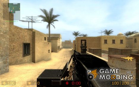M249 M60 для Counter-Strike Source