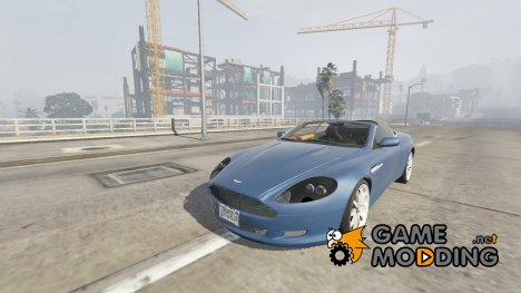 Aston Martin DB9 Volante 1.4 for GTA 5