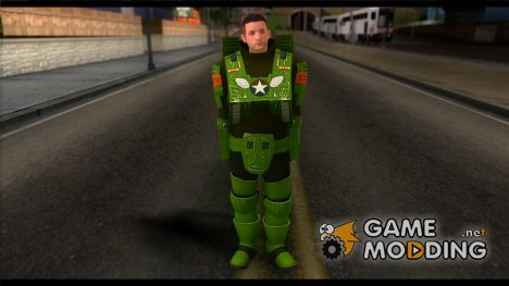 Space Ranger from GTA 5 v.3 для GTA San Andreas