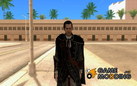 Haytham из Assassin's Creed for GTA San Andreas