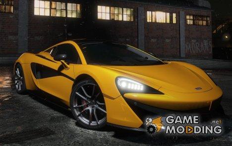 2015 McLaren 570 S 0.7 for GTA 5