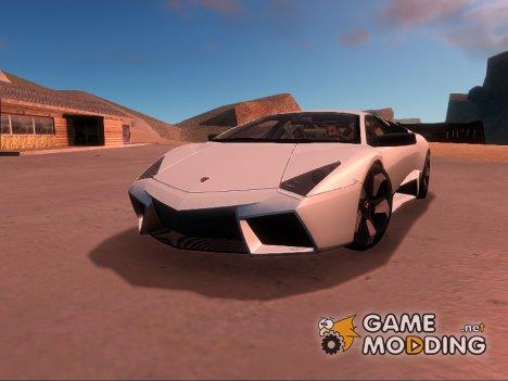 2008 Lamborghini Reventon for GTA San Andreas