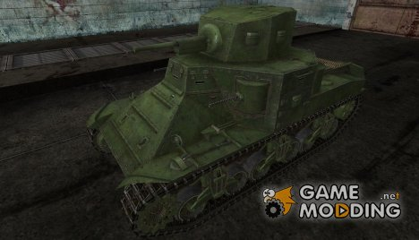 M2 med 1 for World of Tanks