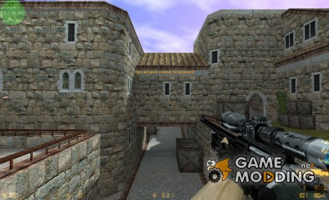 Bloody Awp for Counter-Strike 1.6