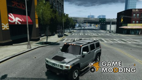 Hummer H3 для GTA 4