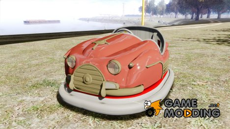 Bumper Car for GTA 4