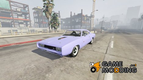 1970 Dodge Charger RT 1.0 для GTA 5