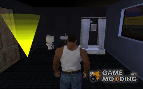 Ванная CJ-я для GTA San Andreas