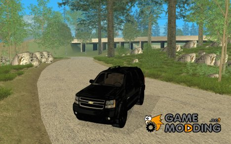 Chevrolet Tahoe BLACK EDITION for GTA San Andreas