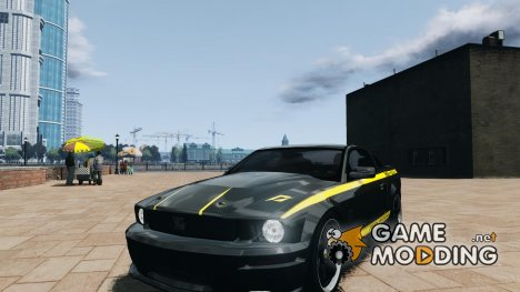 Ford Mustang (Shelby Terlingua) v1.0 для GTA 4